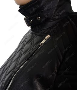 Womens-Quilted-Motorcycle-Jacket