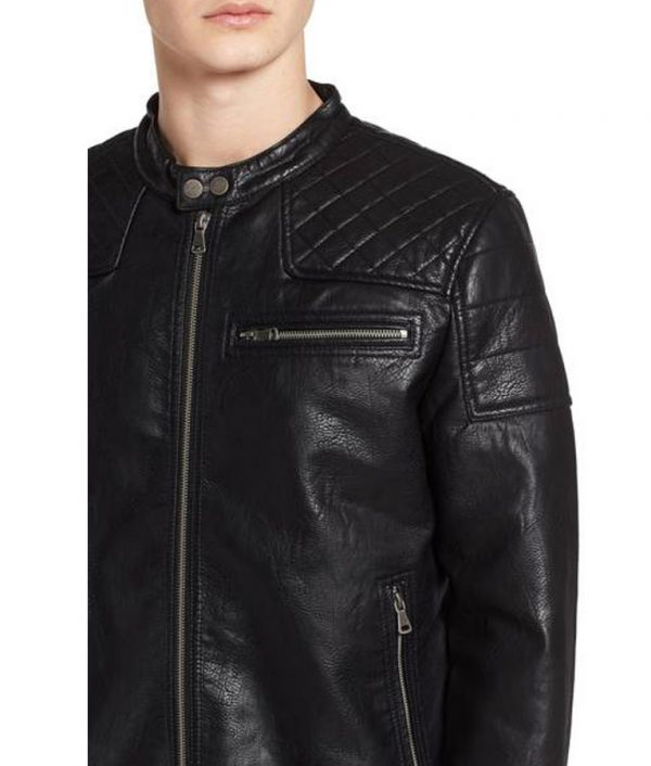Mens-Black-Quilted-Jacket-1