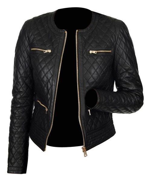 Black-Quilted-Motorcycle-Jacket