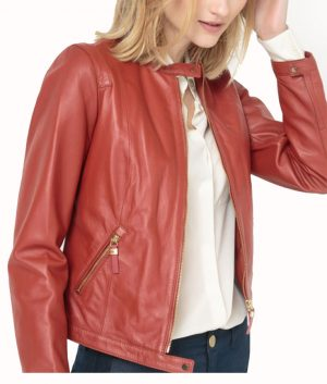 Bomber-Leather-Jacket