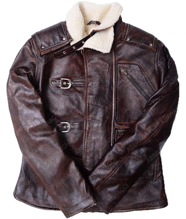 Bj-blazkowicz-Leather-Jacket