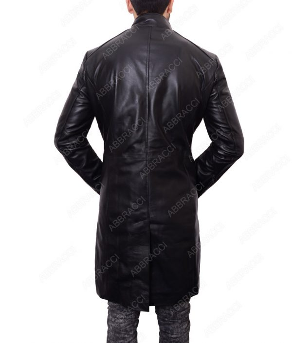 Captain-Gabriel-Lorca-Trench-Coat