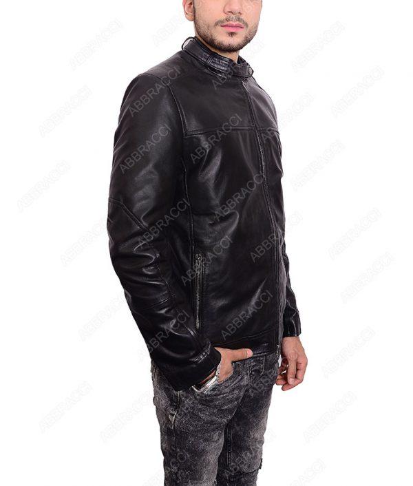 Zyan-Malik-Black-Leather-Jacket