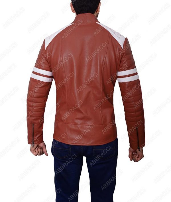 Fight-Club-Brad-Pitt-Biker-Jacket