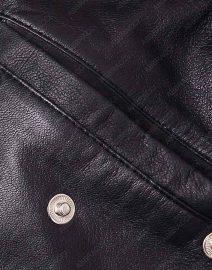 Final-Fantasy-Fur-Black-leather-Jacket
