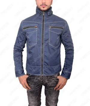 Vincent-Keller-Blue-Denim-Slimfit-Jacket