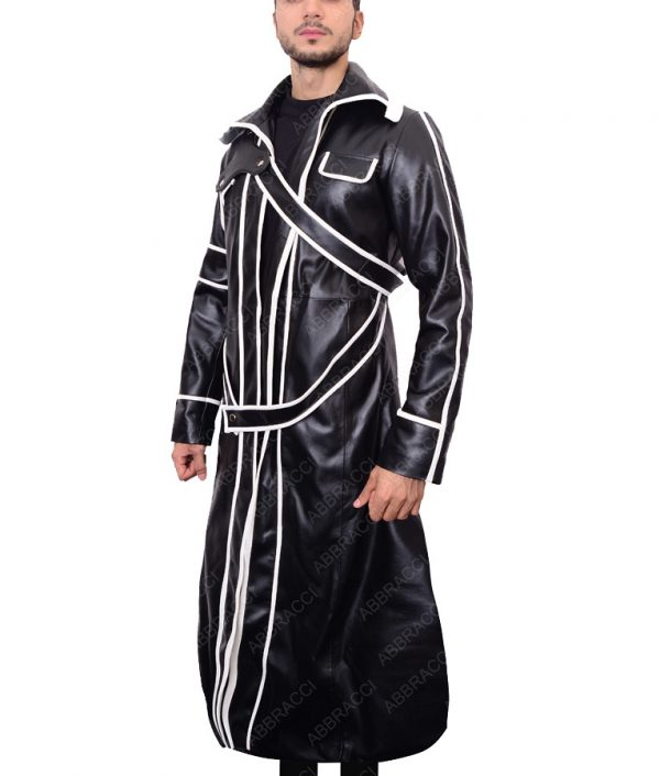 Anime-Black-Sword-art-online-Kirito-leather-coat