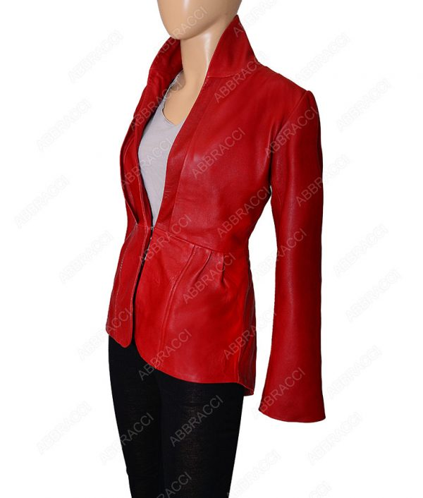 Stand-up-Collar-jacket