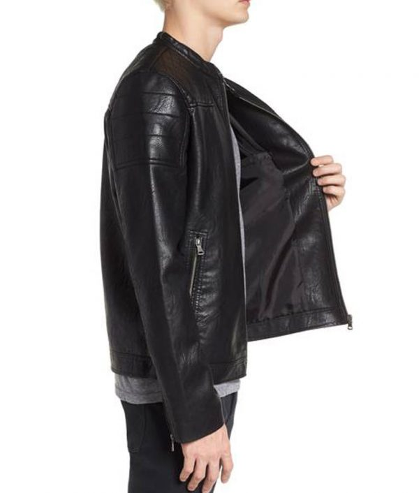 Quilted-Slimfit-Leather-Jacket