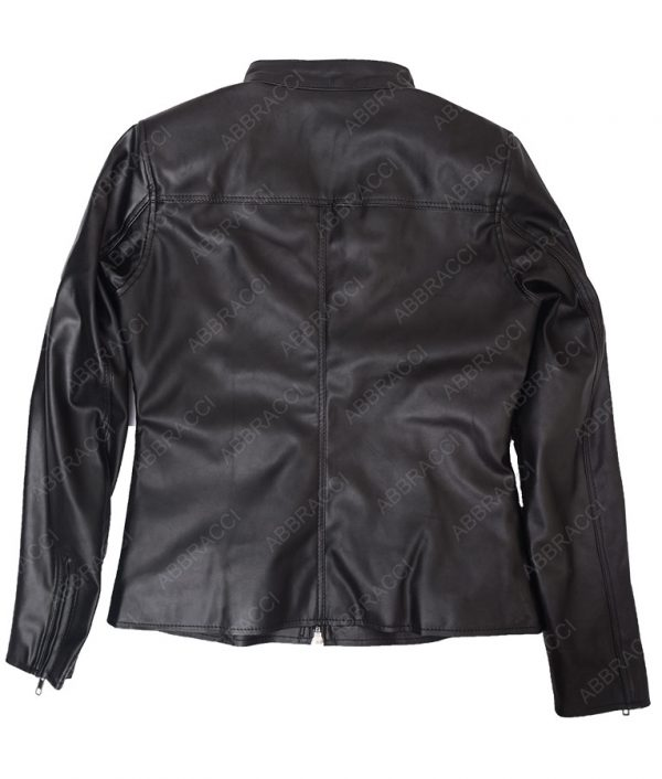 Clary-Fray-Black-Leather-Jacket