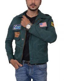 James-Sunderland-Green-Jacket