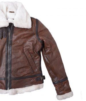 White-Fur-Shearling-Jacket