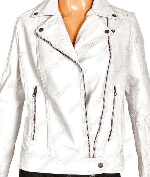 Womens-Designer-White-Biker-Jacket