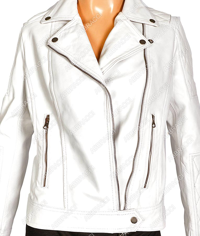 Womens-Designer-White-Biker-Jacket