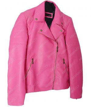 Womens-Biker-jacket