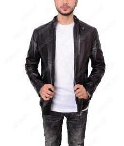 Slimfit-Style-Zayn-Malik-Black-Jacket