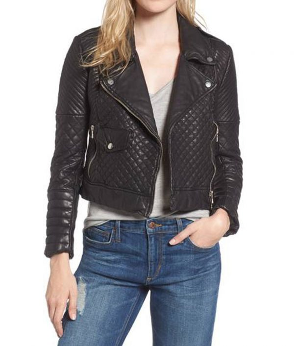 Womens-Motorcycle-Quilted-Jacket