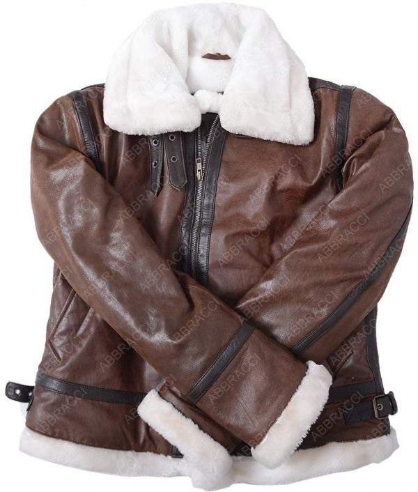 Womens-Aviator-Style-Shearling-Jacket