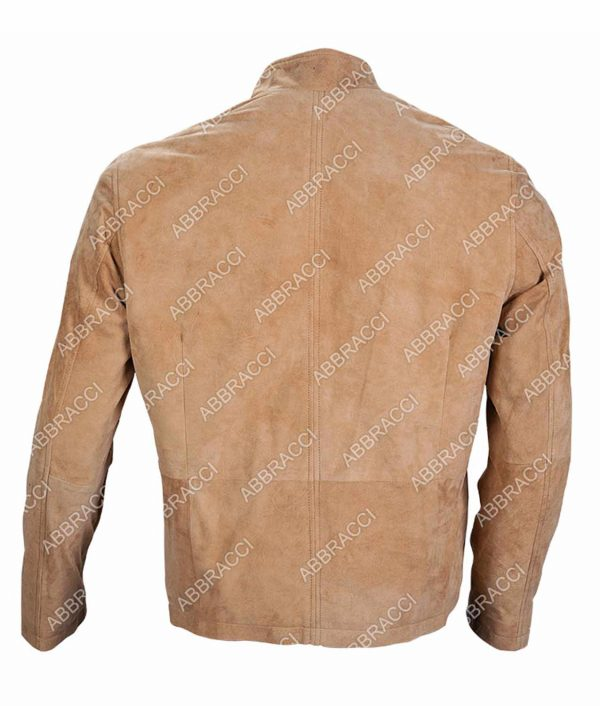 007 Morocco Suede Leather Jacket