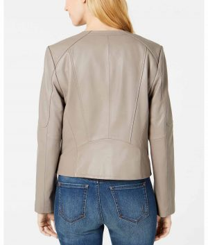 Clara Womens Leather Jacket