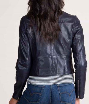 Doreen Collarless Style Womens jacket