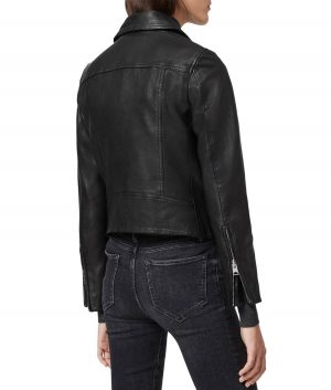 Jodi Black Biker Jacket