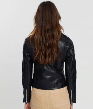 Margaret Womens Shade Black Jacket