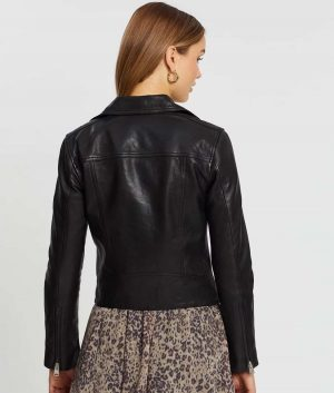 Mary Womens Notched Lapel Collar Jacket