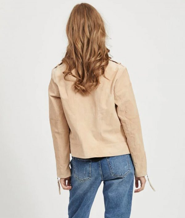 Veronica Womens Leather Jacket