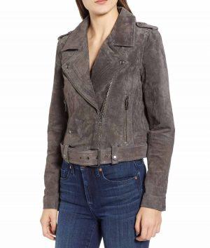 Ann Womens Moto Jacket