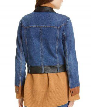 Anna Womens Flynn Denim Jacket