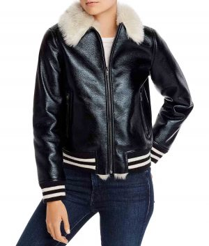 Cindy Womens Bomber Jacket