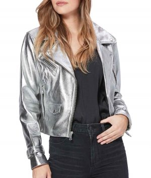 Delphia Womens Slimfit Jacket