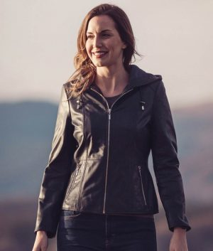 Beverly Womens Leather Jacket