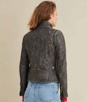 Mary Womens Black Jacket