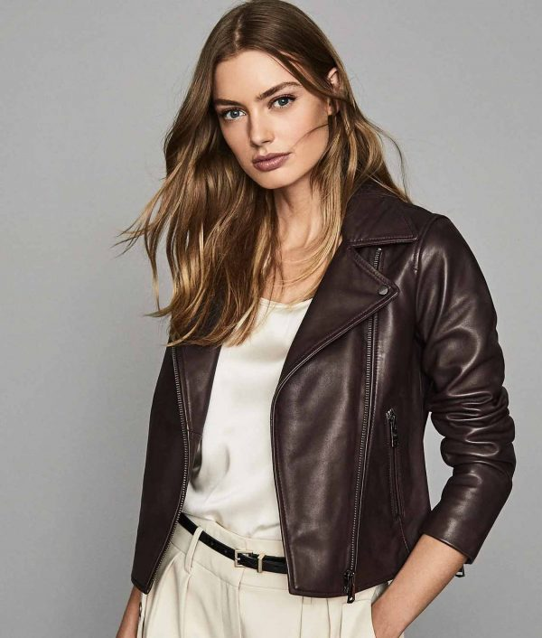 Tonie Womens Biker Jacket