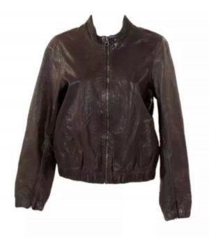 Wendy Womens Bomber Jacket