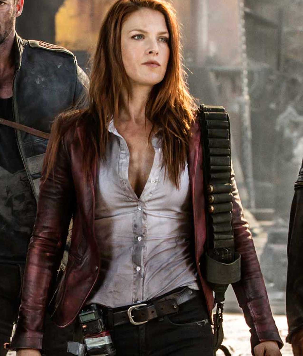 Claire Redfield Resident Evil The Final Chapter Jacket