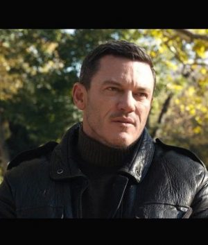 Anna Luke Evans Motorcycle Alex Tchenkov Leather Jacket