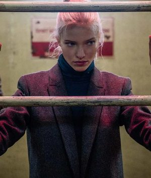 Anna Sasha Luss Coat
