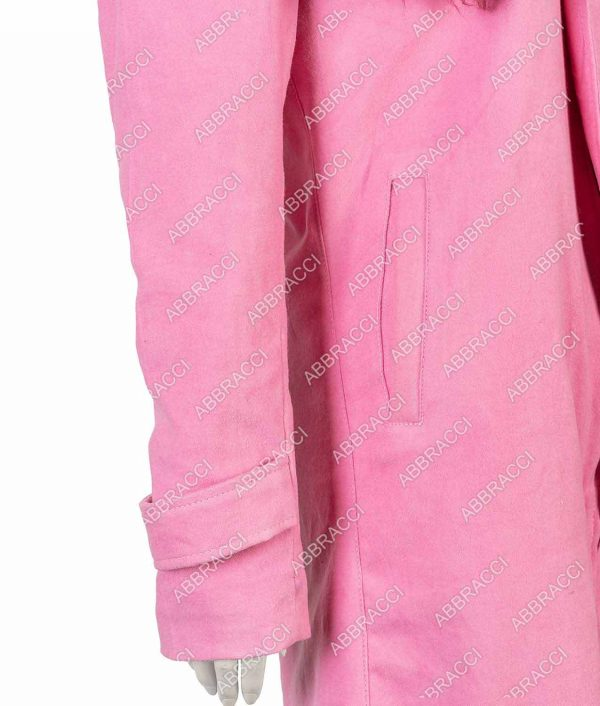 Modern Love Pink Lexi Coat