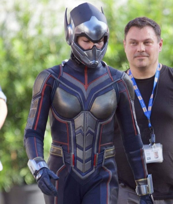 Ant-Man And The Wasp Evangeline Lilly Hope van Dyne Jacket