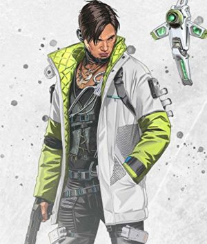 Apex Legends S03 Crypto Jacket