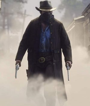 Red Dead Redemption II Video game Arthur Morgan Long Jacket