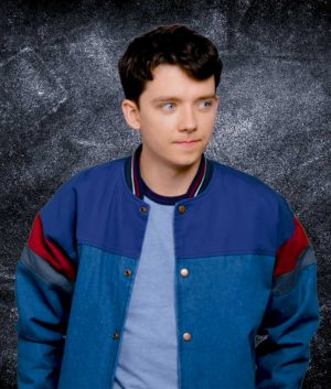 Asa Butterfield Jacket