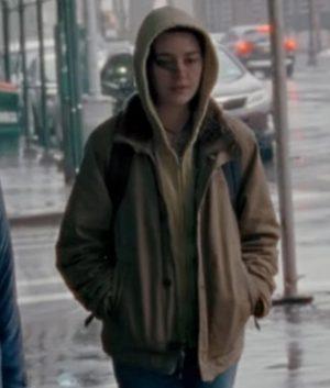 Sidney Flanigan Brown Jacket