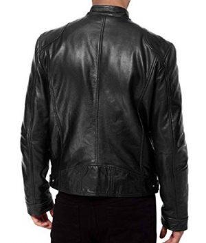 Steve Rogers Avengers Endgame Chris Evans Biker Jacket