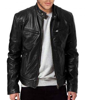 Avengers Endgame Steve Rogers Leather Jacket