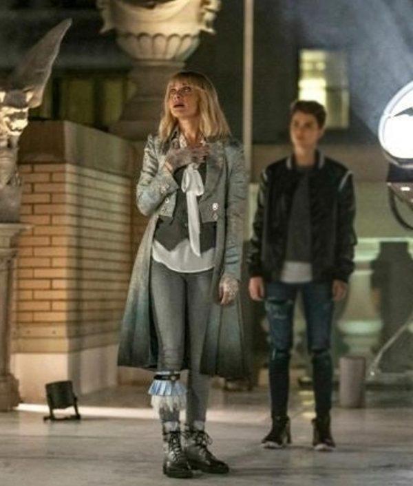 Rachel Skarsten Batwoman Alice Grey Tail Coat