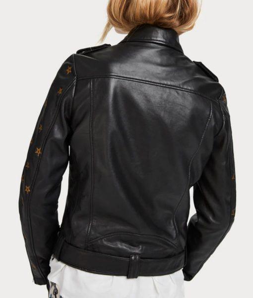 Batwoman Nicole Kang Leather Jacket